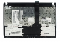 Клавиатура Asus Eee PC 1025C черная в корпусе металик