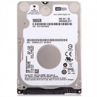 "Жесткий диск Western Digital AV-25 2,5"" 500GB 5400rpm 16MB SATAII"
