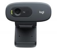 Web-камера Logitech C270 HD Black