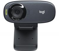 Web-камера Logitech C310 HD Black
