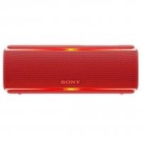 Портативная акустика Sony SRS-XB21R Red