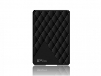 Внешний HDD Silicon Power Diamond D06 2TB USB3.0 Black